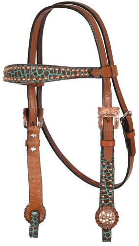 2800-MG MINI GIRAFFE HEADSTALL